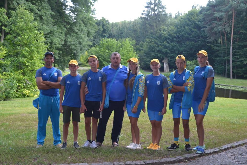 Юные гребцы из Украинской Венеции завоевали 7 медалей на всеукраинском чемпионате. Среди них - золотая
