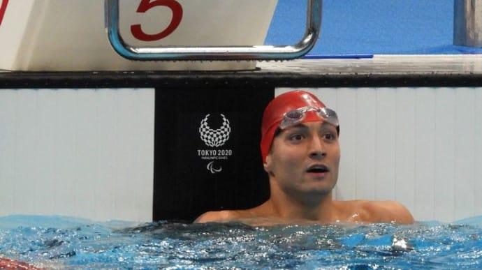 Украина с мировым рекордом взяла пять золотых медалей в плавании на Паралимпиаде-2020