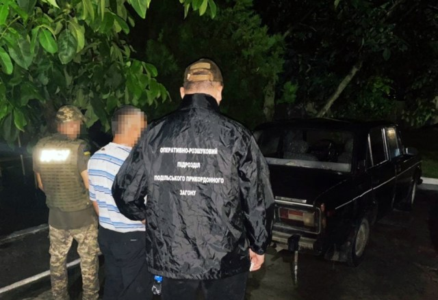 Бросила мужа за 700$: в Одесской области на границе задержали украинку, бежавшую в Молдову от семейных проблем