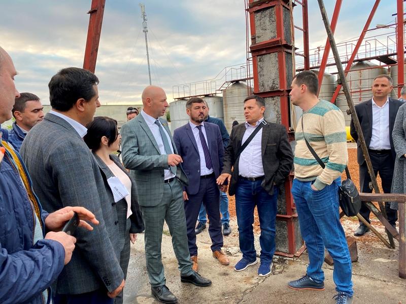 В Болграде прошел первый этап Агрофорума «Одесчина 2021: Юг — север»