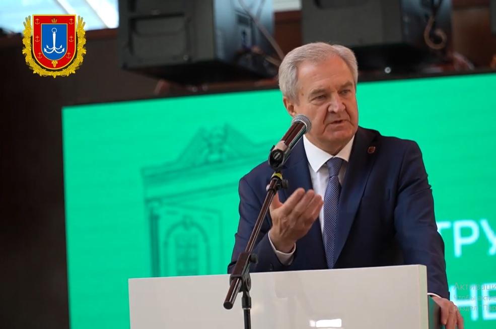 На международном бизнес-форуме впервые был презентован инвестиционный потенциал Одесского региона. Речь шла и об Измаиле