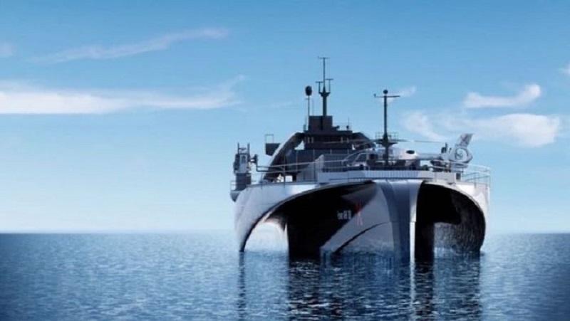 В Японии создадут судно нового поколения для транспортировки энергии с морских ветряных электростанций