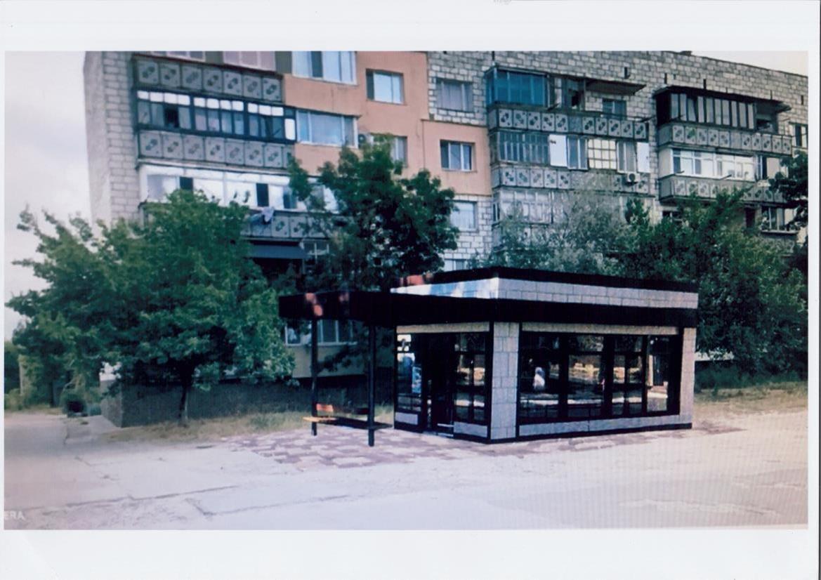 В Вилково власть планирует совместить киоски с автобусными остановками и спрашивает мнение горожан