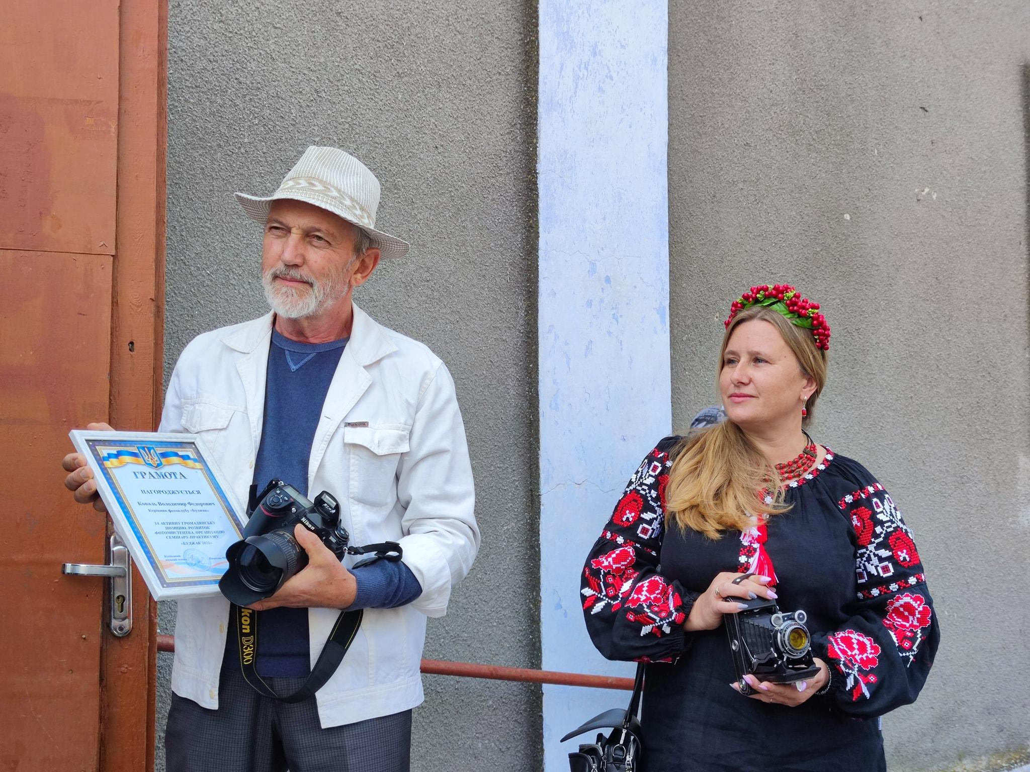 Килию посетили более шестидесяти фотографов со всей Украины (фоторепортаж)