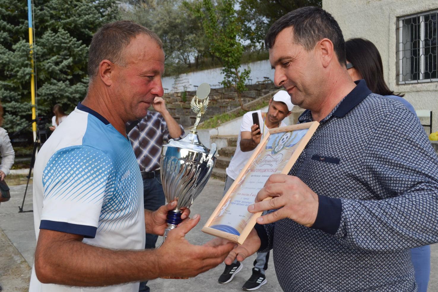 Футболисты села Суворовской громады Измаильского района одержали победу в ХІ Кубке Бессарабии-2021