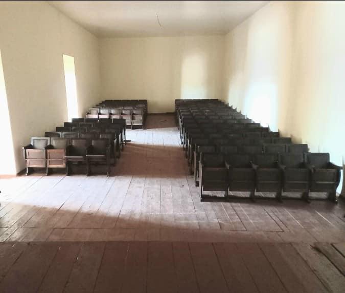 В селе Криничненской ОТГ завершили внутренний ремонт в Доме культуры. Определена дата его открытия после обновления