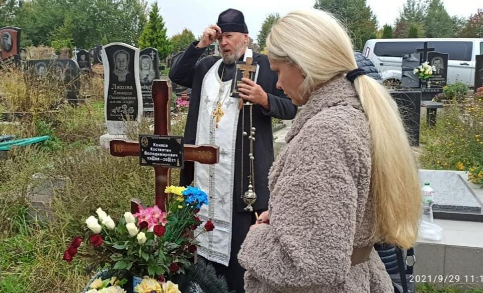 Исполнилось бы 33...: аккерманские пограничники почтили память погибшего коллеги в день его рождения