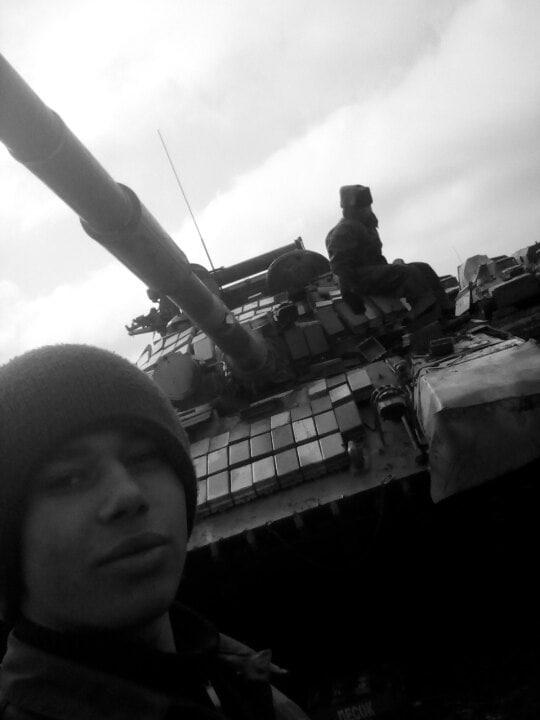 Боевик «ЛНР» добровольно сдался в плен украинским военным