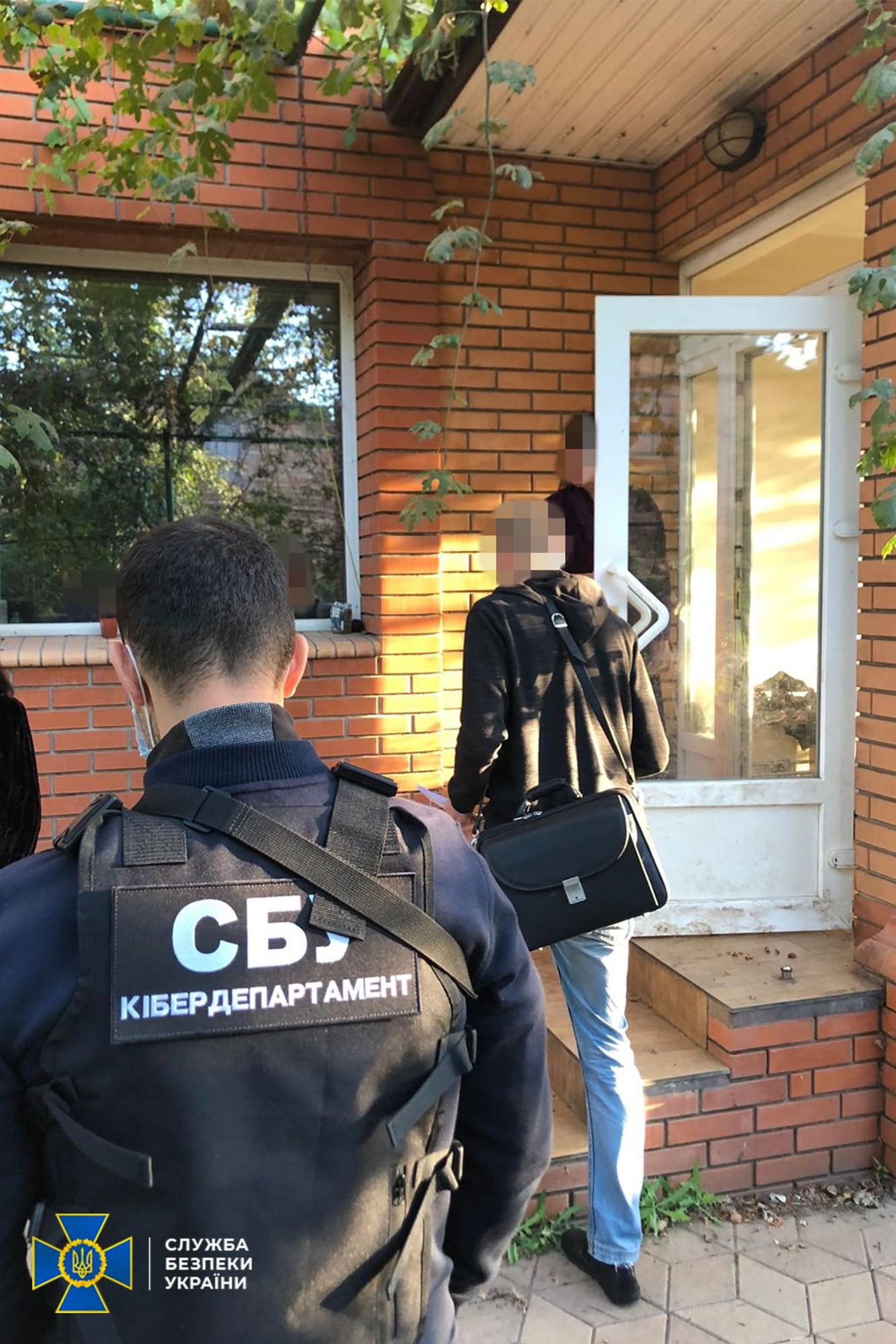 СБУ установила подозреваемых в преступной схеме с документами моряков