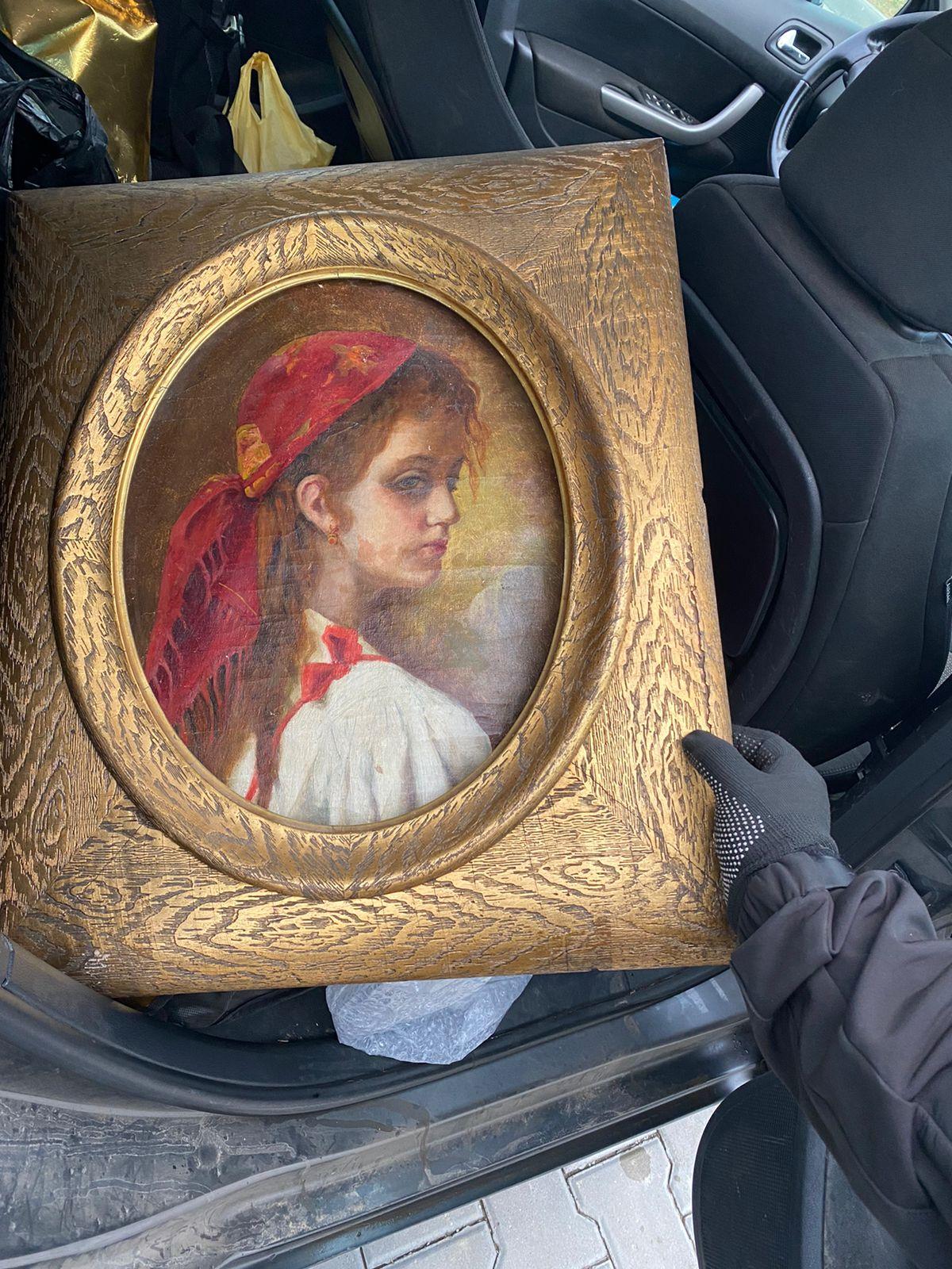 Австриец пытался вывезти из страны через паромный комплекс Орловка-Исакча предметы старины