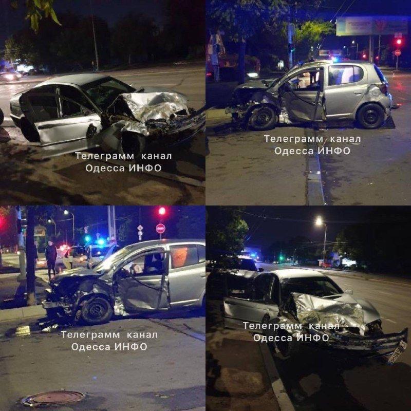 Летел на красный: в Одессе пьяный водитель BMW устроил смертельное ДТП