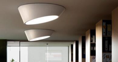 Советы дизайнера: как накладные настенно-потолочные светильники украсят интерьер