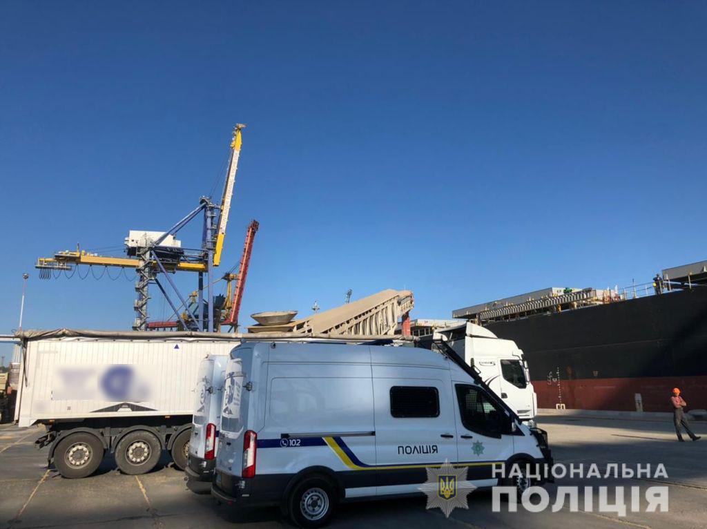 Масштабные злоупотребления руководства ГПЗКУ: в Одесской области пресекли попытку вывоза зерна на сумму 7 млн долларов
