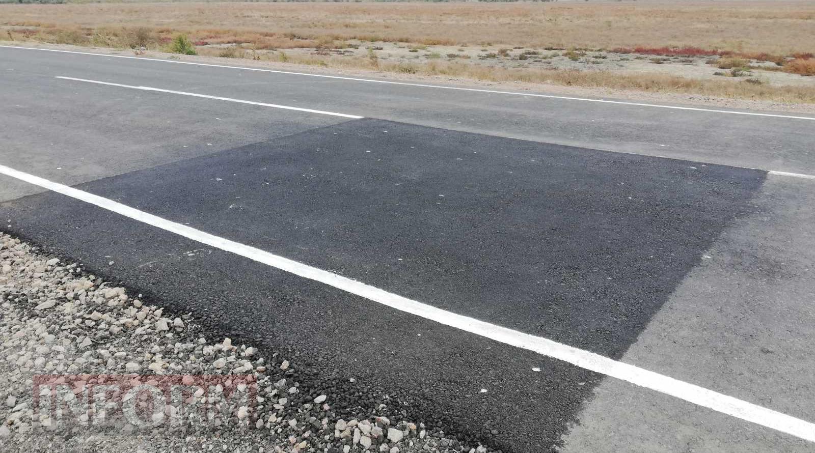 Почему на недавно отремонтированной дороге Килия-Измаил появились латки?