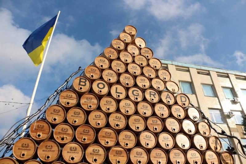Болград зовёт на Wine Fest!