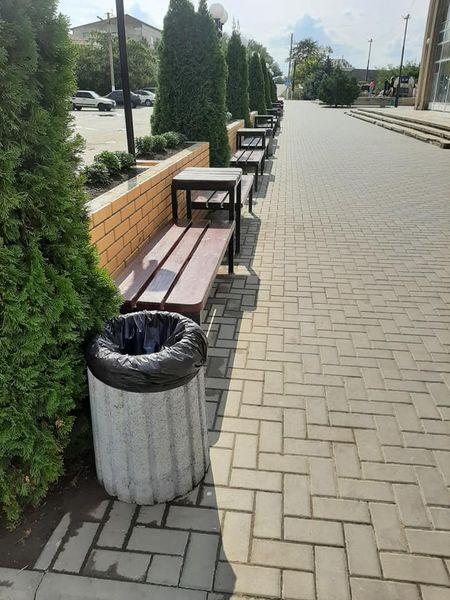 Актуально для всей Бессарабии: одно из сел Болградского района позаботилось о том, чтобы людям было куда выбросить мусор