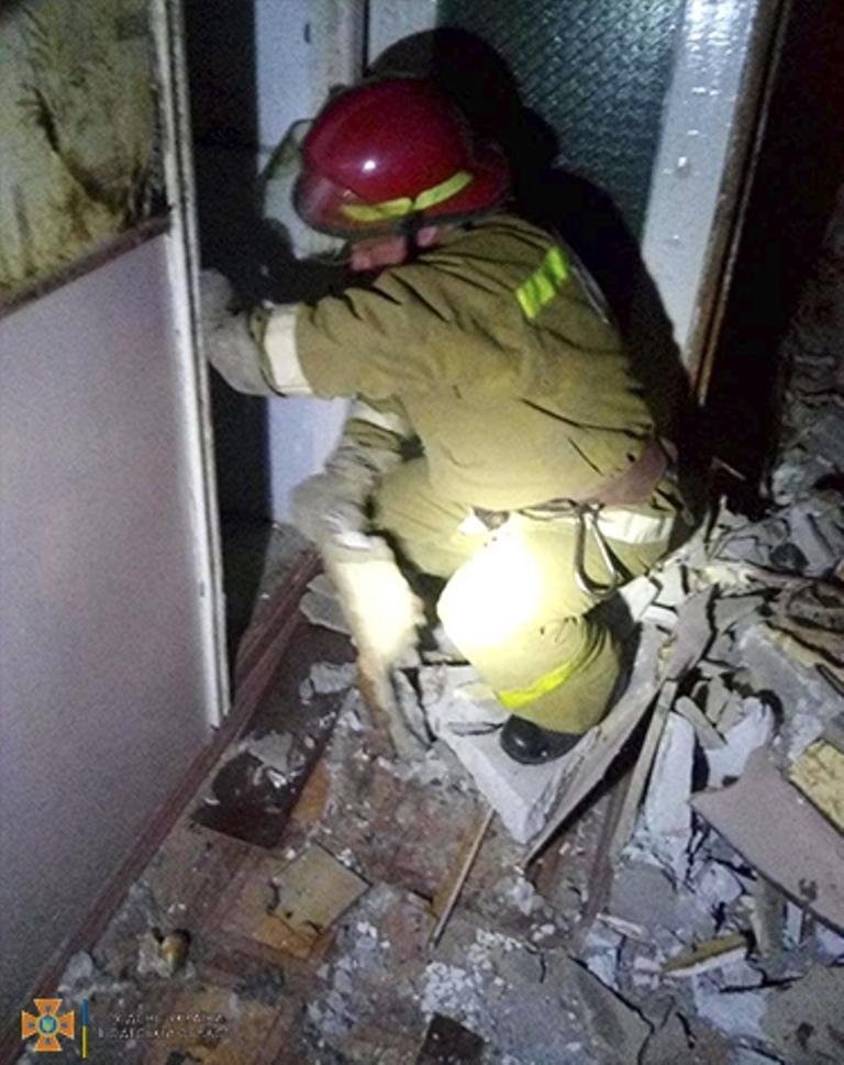 Взорвавшаяся газовая установка разнесла квартиру в Одесской области - пострадали хозяева