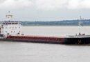 Украинский сухогруз столкнулся с греческим судном в Эгейском море