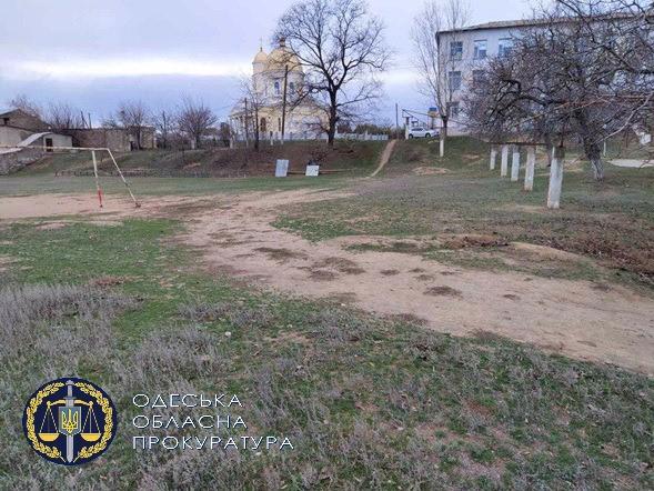 Киевская фирма получила 2 млн гривен на строительство стадионов для мини-футбола в Бессарабии, но так и не построила их: прокуратура передала дело в суд