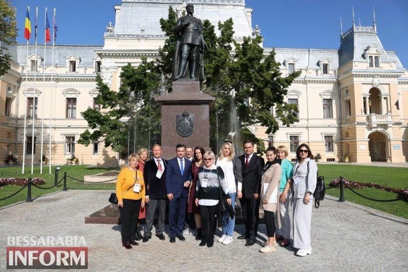 Из Одесской области можно будет доехать на поезде в румынские Яссы через Кишинев