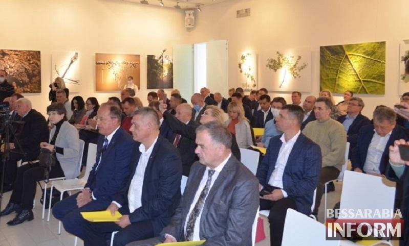 Обозначить проблемы и найти пути их решения: в Шабо прошла конференция по вопросам виноградарства и виноделия