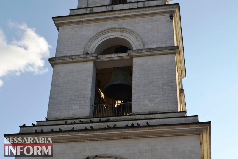 """Интересно знать: колокола главного храма Молдовы - """"Made in Izmail"""""""