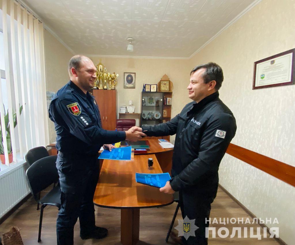 В Суворовской и Татарбунарской ОТГ вскоре появится свой «Полицейский офицер громады»