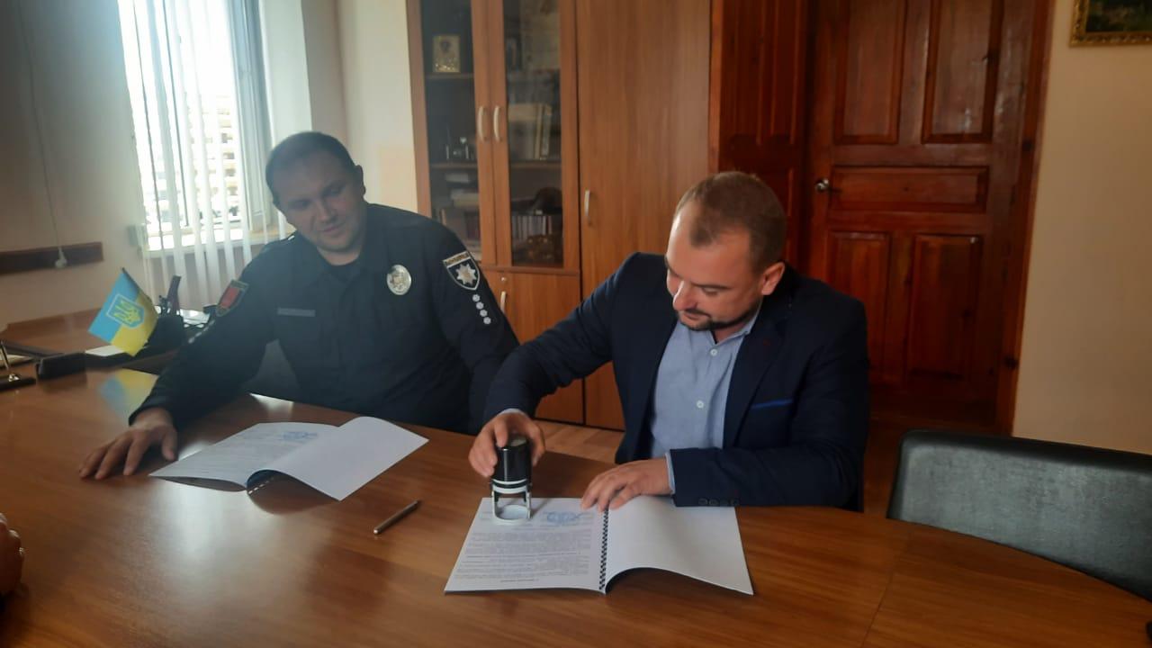 В Суворовской ОТГ намерены снижать уровень преступности, став партнерами ГУНП