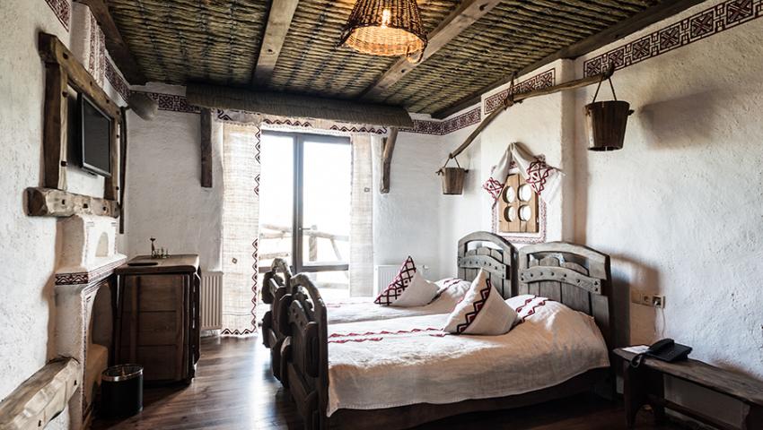Самые необычные отели Украины: в погоне за впечатлениями