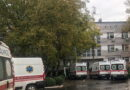 """В Измаиле в опорной больнице по COVID-19 очередь из """"скорых"""": среди больных — ни одного вакцинированного"""